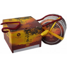 Menglun Tea Китайский Пуэр