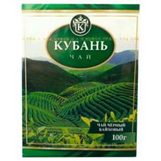 Чай Кубань 100гр кр.лист