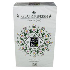 Leoste Relax & Refresh green tea