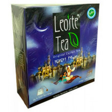 Leoste Tea  1001 ночь 100 пакетов
