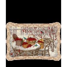 Чю Хуа чай в шкатулке - Новогодний