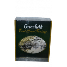 Greenfield Гринфилд чай 100п Эрл Грей