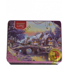 Hilltop Tea Новогодний пейзаж
