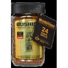 Кофе Bushido 24 Karat Gold