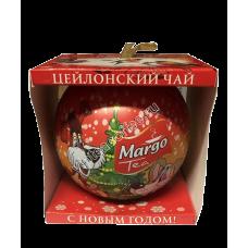 Margo-Марго Чай в подарочном шаре