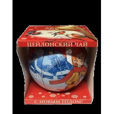 Margo Марго Чай ШАР C  Новым Годом