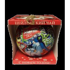 Margo-Марго Чай шар НОВОГОДНИЙ