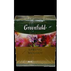 Greenfield Spring Melody  Гринфилд 100пак