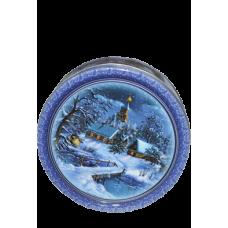 Новогоднее печенье Монте кристо