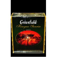 Greenfield Kenyan Чай 100шт
