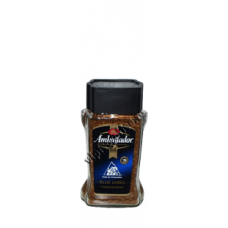 Ambassador Blue label кофе растворимый