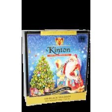 Kinton чай новогодний 100пак.